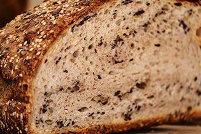 Pain diététique céto sans farine facile et rapide