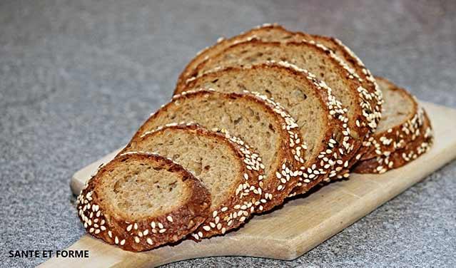 Recette pain keto farine d'amande